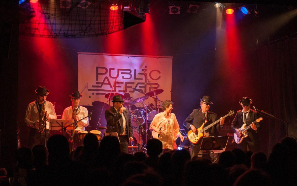 Public Affair im Spectaculum Mundi 2014
